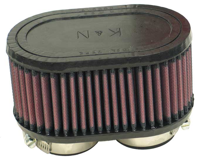 K&N R-0990 Universal Clamp-On Air Filter