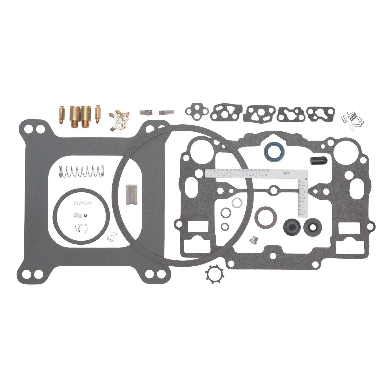 Edelbrock 1477 Carburetor Rebuild & Maintenance Kit for All Edelbrock Square