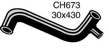 Mackay CH673 Radiator Hose (Bottom)
