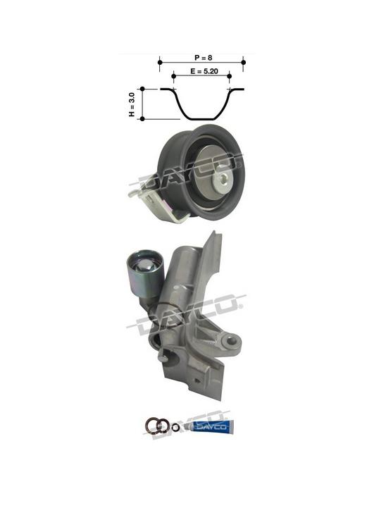 Dayco KTB327E Timing Belt Kit