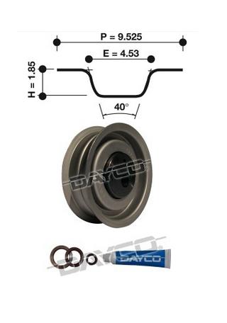 Dayco KTBA103 Timing Belt Kit