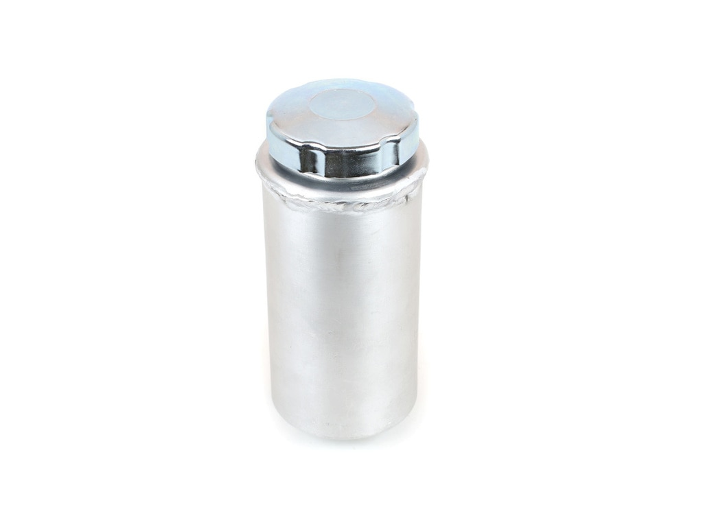 """Canton Racing Products 77-250 Aluminum Power Steering Tank Universal 1/2"""" NPT and 3/8"""" NPT Ports"""