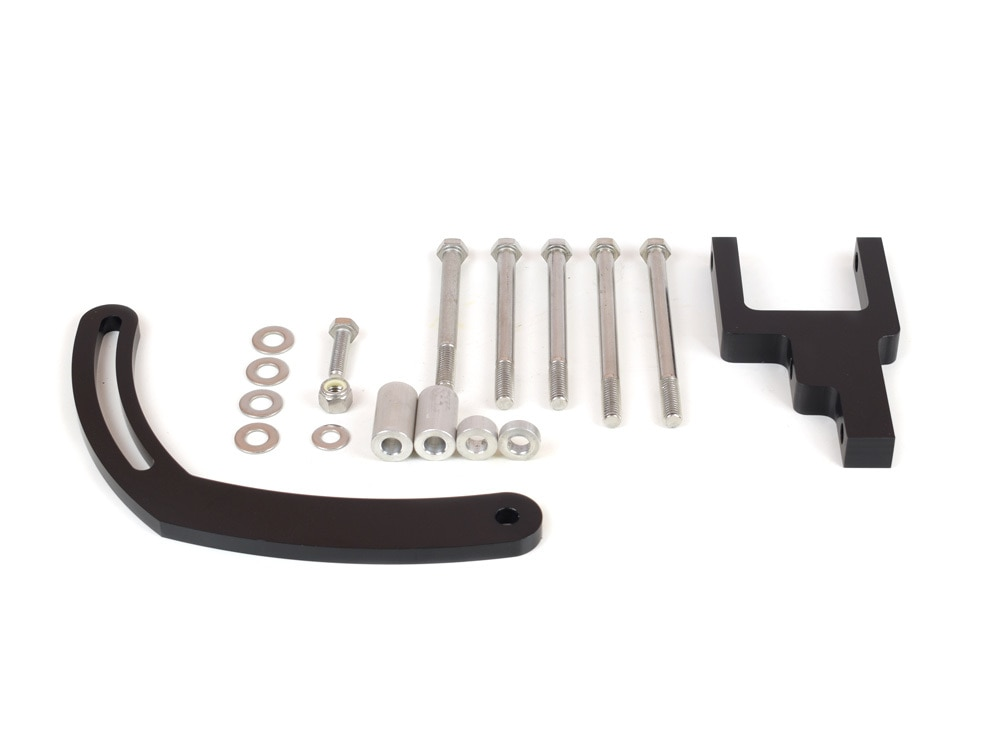 Canton Racing Products 75-220 Alternator Mount Kit Univ For Small Block Chevy Short Water Pump