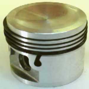 Hypatec (PAU180040001H) STD Pistons Set Of 4