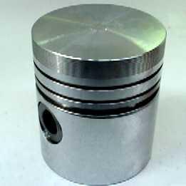 Hypatec (PMAZB60001H) STD Pistons Set Of 6